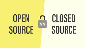 Open Source vs. Closed Source Software - YouTube
